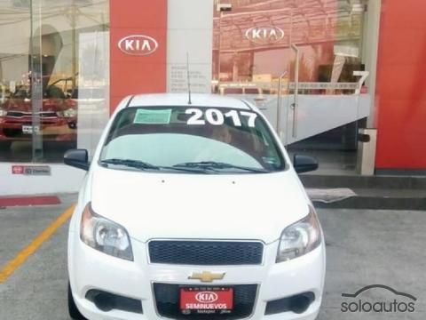 2017 Chevrolet Aveo Ltz E At