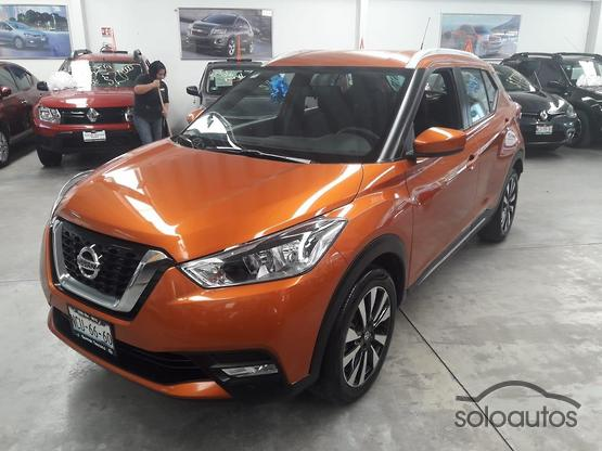 2018 Nissan Kicks 1.6 ADVANCE LTS CVT A/C