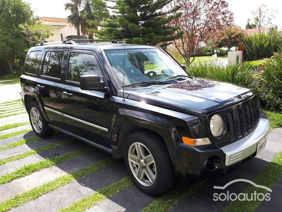 2008 Jeep Patriot Limited FWD CVT Quemacocos