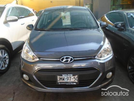 2017 Hyundai Grand i10 GLS TA SD