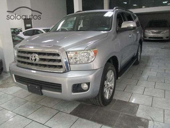 2010 Toyota Sequoia 5.7L V8 Limited