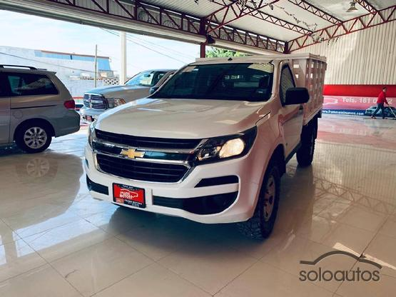 2017 Chevrolet S-10 LS Chasis Cabina C