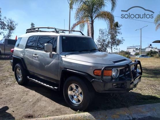 2009 Toyota FJ Cruiser Premium AT