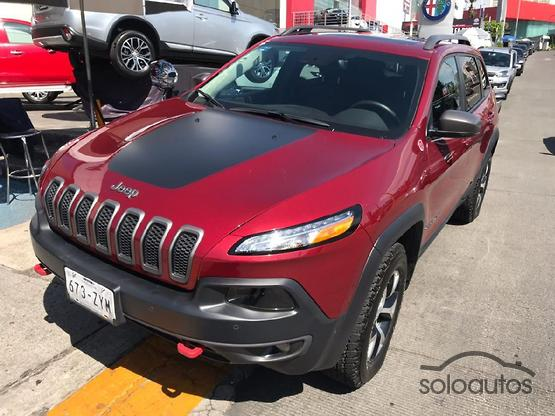 2014 Jeep Cherokee 3.2 Trailhawk