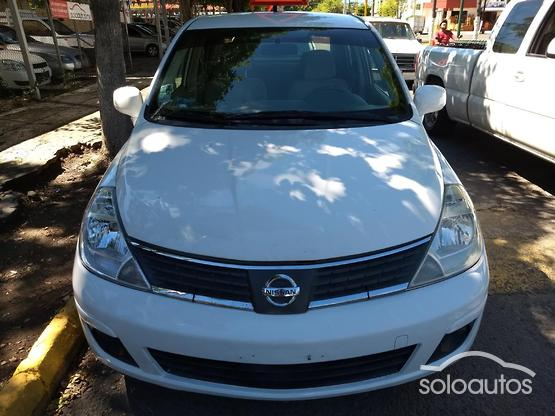 2007 Nissan Tiida Sedan Custom TM