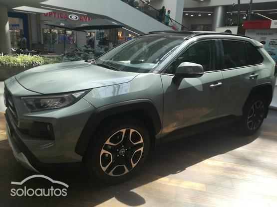 2018 Toyota RAV4 2.5 XLE Plus 4WD AT