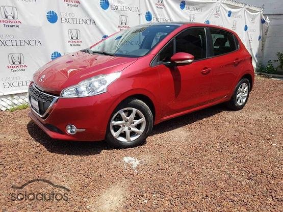 2016 Peugeot 208 1.6 Active 5ptas TM