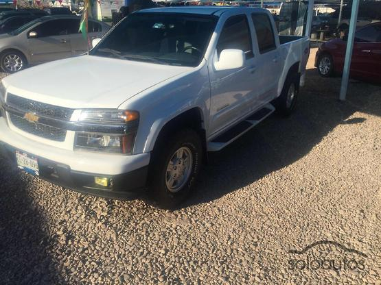 2004 Chevrolet Colorado Pick up Crew Cab B