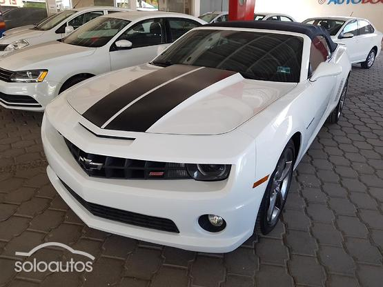 2013 Chevrolet Camaro 6.2 SS Convertible AT