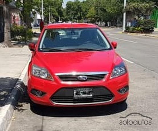 2010 Ford Focus Europa Sport AT 5Ptas.