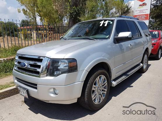 2011 Ford Expedition Limited 4x2 5.4 V8
