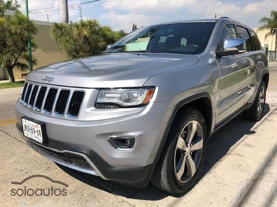 2014 Jeep Grand Cherokee Limited Lujo V8 5.7 Hemi 4X2