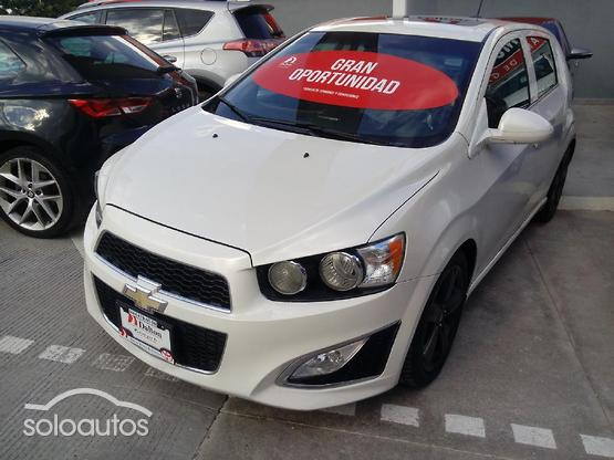 2015 Chevrolet Sonic RS Turbo MT H