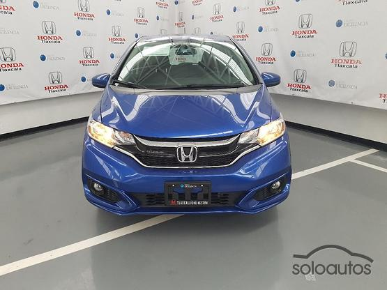 2018 Honda Fit Fun CVT