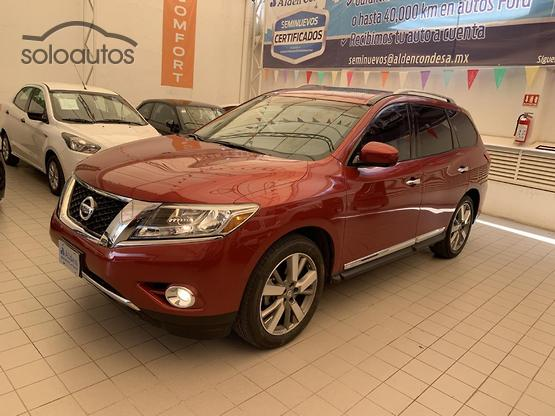 2016 Nissan Pathfinder Exclusive TA