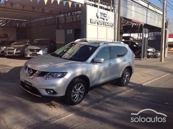 2015 Nissan X-TRAIL Advance 3 ROW