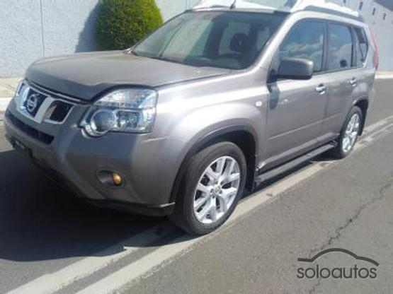 2014 Nissan X-TRAIL Exclusive