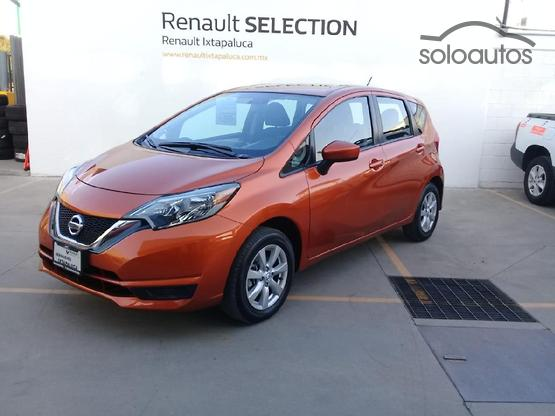 2017 Nissan Note 1.6 Sense TM