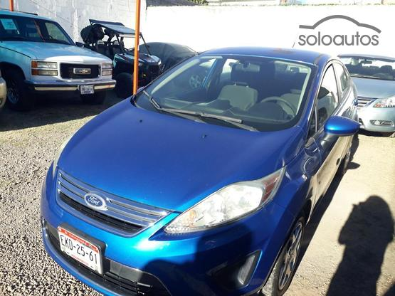 2011 Ford Fiesta S AT