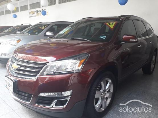2017 Chevrolet Traverse LT B