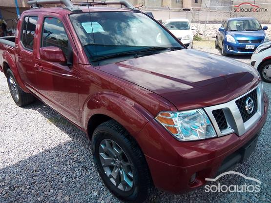 2016 Nissan Frontier FRONTIER PRO4X 5AT 4X2
