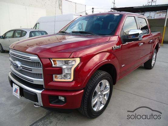 2016 Ford Lobo Platinum Limited Crew Cab 4x4 AT