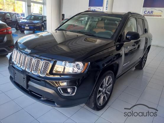 2016 Jeep Compass Limited ATX