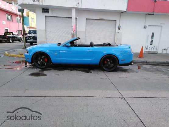 2011 Ford Mustang GT Equipado Convertible AT