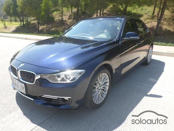 2014 BMW Serie 3 320iA Luxury Line
