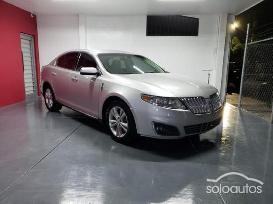 2009 Lincoln MKS Navigation Package