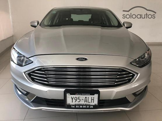 2017 Ford Fusion SE Hybrid AT