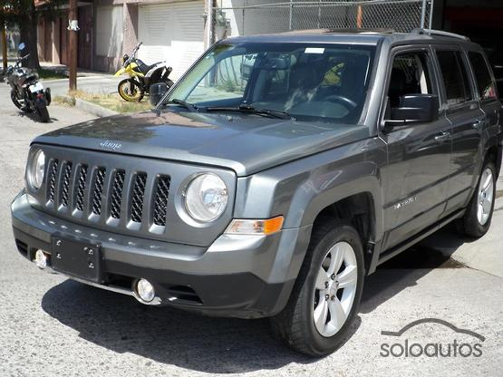 2014 Jeep Patriot Limited FWD ATX