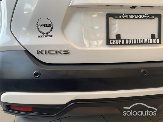 2019 Nissan Kicks 1.6 ADVANCE LTS CVT A/C