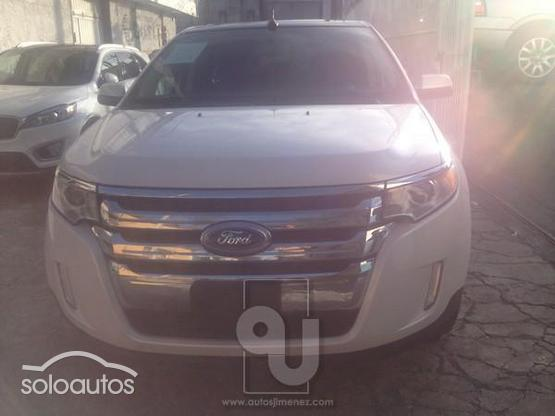2014 Ford Edge Limited 3.5 V6 Piel Sunroof