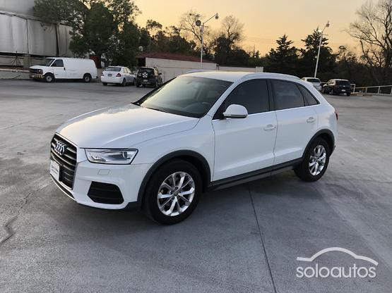 2016 Audi Q3 1.4 TFSI LUXURY 150HP S TRONIC