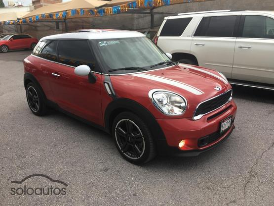 2014 MINI Paceman Cooper S Paceman Hot Chili AT