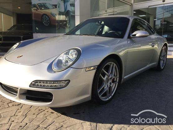 2005 Porsche 911 Carrera 2 Coupe Tiptronic
