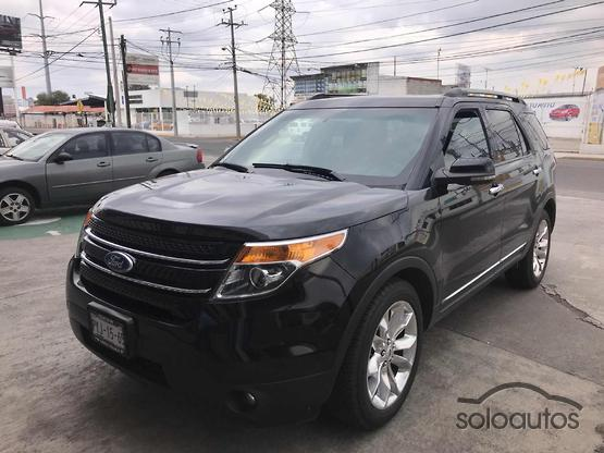 2012 Ford Explorer Limited V6 4WD