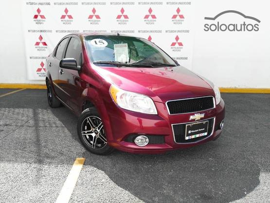 2015 Chevrolet Aveo D LTZ, Manual, Bluetooth, Bolsas de aire