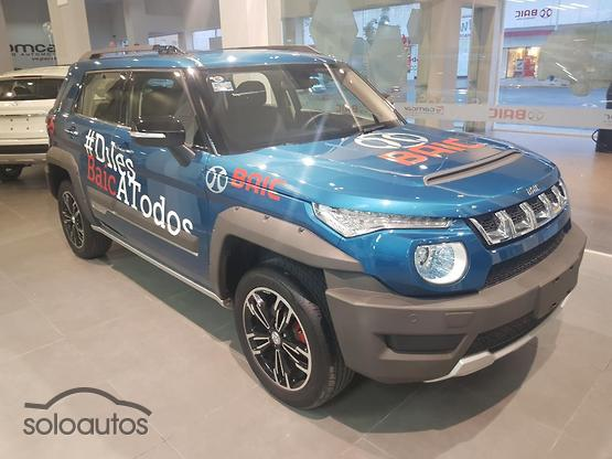 2018 BAIC BJ20 TOP TM
