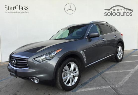 2015 Infiniti QX70 5.0 SEDUCTION 4WD TA