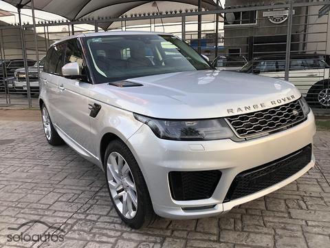 LAND ROVER Range Rover Sport 2018 Plata Manual, Guadalajara