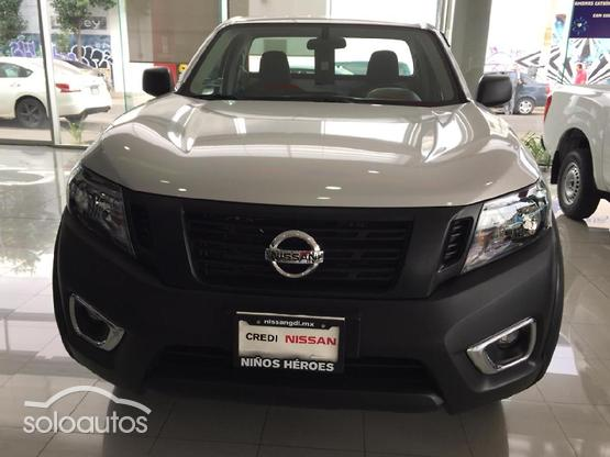 2019 Nissan NP300 Pick up TM DH AC PAQ. SEG. 6 Vel