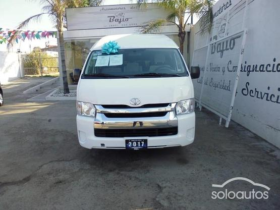 2017 Toyota Hiace Commuter S-Long