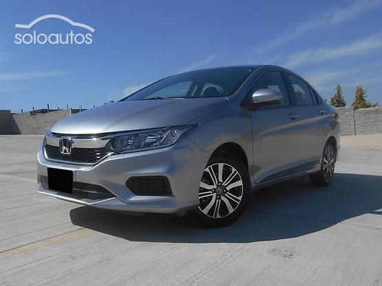 2018 Honda City LX Manual