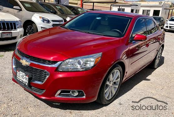 2014 Chevrolet Malibu 2.0 N LT Turbo TA