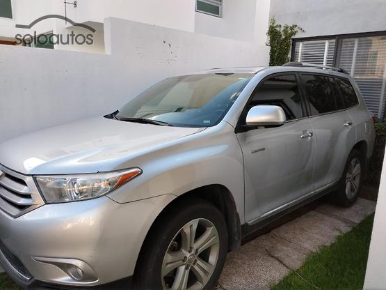 2012 Toyota Highlander 3.5 Limited 4WD AT
