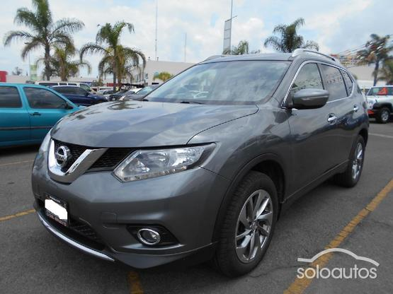 2015 Nissan X-TRAIL Advance 2 ROW