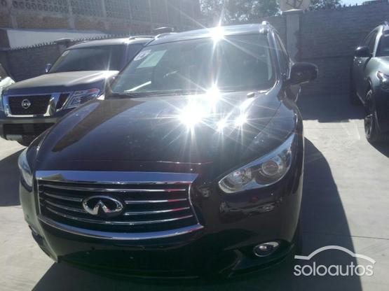 2014 Infiniti QX60 3.5 PERFECTION AWD
