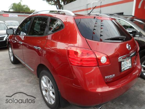 2012 Nissan Rogue Exclusive